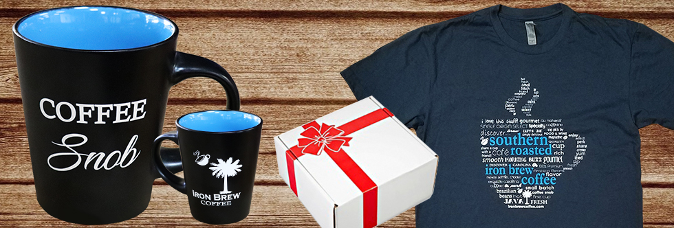 Iron Brew Coffee Gifts, Corporate Gifts, Birthday and Christmas Gifts